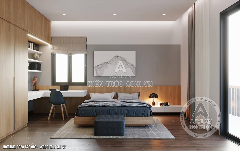 Không gian phòng ngủ đáng mơ ước