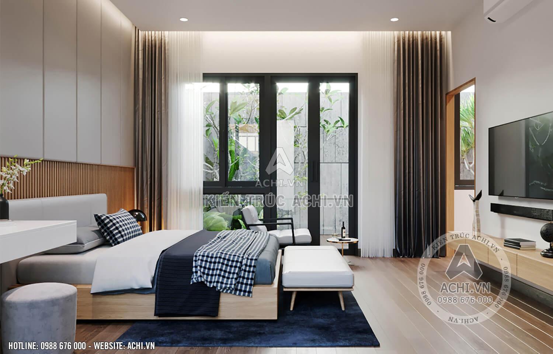 Nội thất phòng ngủ với không gian mở đáng mơ ước