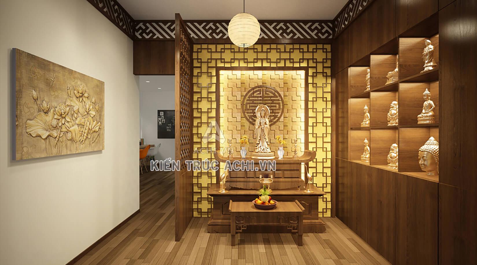 Thiết kế nội thất hiện đại mẫu biệt thự mái Thái đẹp