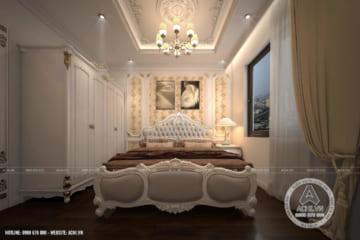 Chiêm ngưỡng các mẫu nội thất phòng ngủ tân cổ điển sang trọng