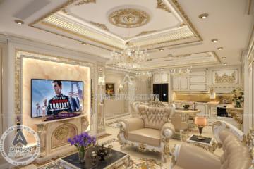 Thiết kế nội thất đẹp chung cư King Place Nguyễn Trãi