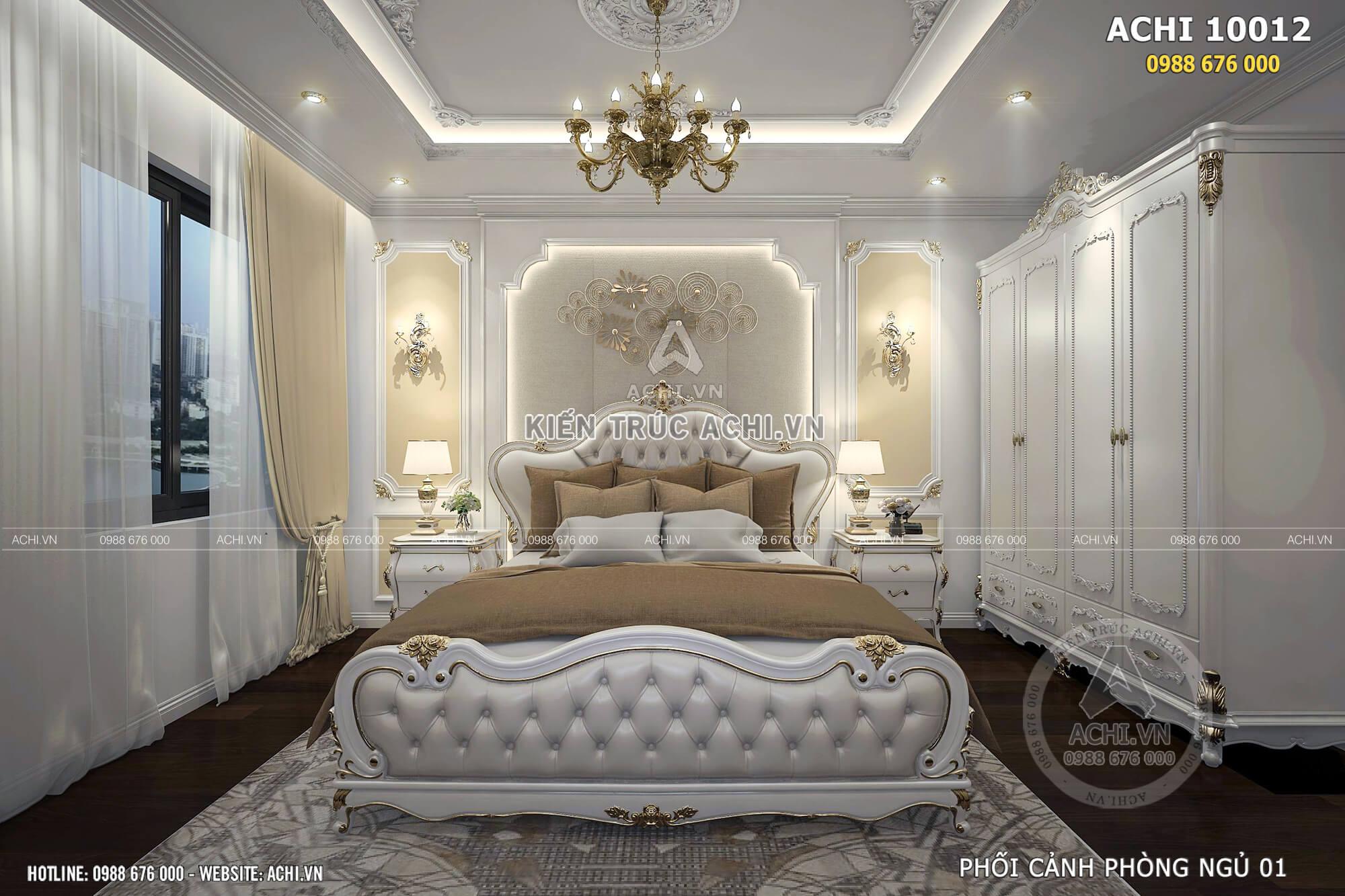 Thiết kế phòng ngủ tận dụng ánh sáng tự nhiên cho không gian phòng ngủ thêm thoáng đãng