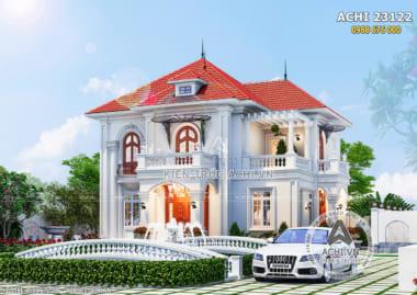 1001+ Mẫu biệt thự nhà vườn 2 tầng mái Thái được săn đón nhất hiện nay
