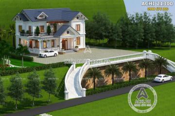 Mẫu nhà 2 tầng nông thôn giá rẻ đơn giản đẹp nhất