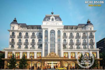Thiết kế khách sạn đẹp tiêu chuẩn 4 sao, 5 sao – Mã số: ACHI 85106