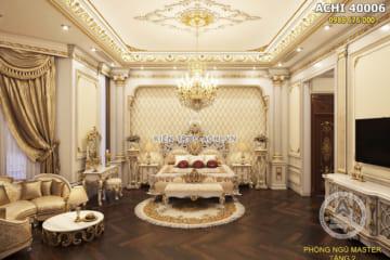 Thiết kế nội thất tân cổ điển đẹp đẳng cấp – ACHI 40006