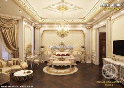 Thiết kế nội thất lâu đài dinh thự đẹp