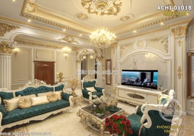 Thiết kế nội thất tân cổ điển đẹp tại Bình Dương – ACHI 01018