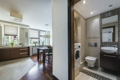 Phòng bếp tránh đặt đối diện phòng tắm