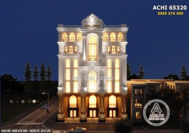 Tòa nhà văn phòng cho thuê tân cổ điển đẹp nhất năm 2021 – ACHI 65320